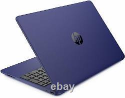 HP 15s-eq0032na 15.6 Inch Full HD Laptop Blue AMD Ryzen 5 3450U 8 GB RAM