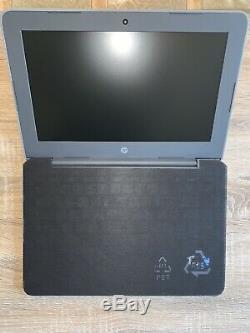 HP Chromebook 11 G7 EE 11.6 1366 X 768 Celeron N4000-4GB RAM 16GB Flash Memory