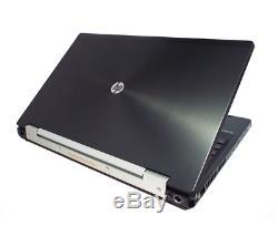 HP Elitebook 8570w i7-3740QM SSD Upgrade Memory RAM Quad Core Ultimate Gaming