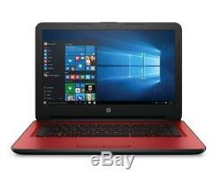 HP Notebook 14 Intel 2TB HDD 8GB RAM Memory Win10 Student Laptop Grade A CHEAP