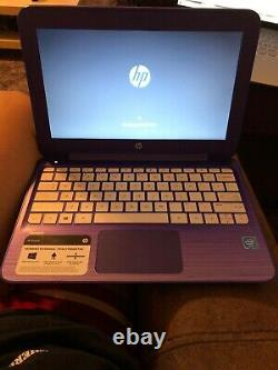 HP Stream 11 Netbook 11-r020nr 32GB eMMC Flash Memory 2 GB RAM