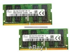 HYNIX 10X 16GB DDR4 RAM PC4-17000 2133MHZ 260PIN 1.2V 2R8 SODIMM memory laptop