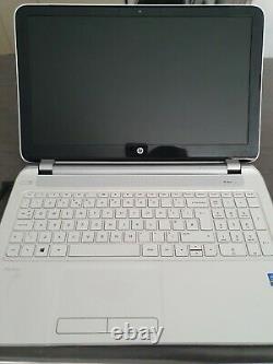 Hewlett Packard Pavilion 15 Notebook PC White 8gb RAM 1tb Memory