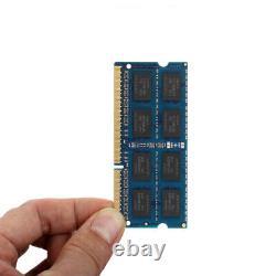 Hynix 16 GB 8GB 4GB 2RX8 DDR3 1333MHz RAM PC3-10600S SODIMM Laptop Memory 204PIN