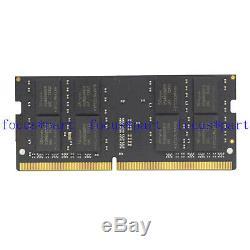 Hynix 32GB 16GB DDR4 2RX8 PC4-17000 2133MHZ 1.2V SODIMM Laptop Memory Ram + Gift