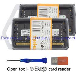 Hynix 32GB 16GB DDR4 2RX8 PC4-19200 2400MHZ 1.2V SODIMM Laptop Memory Ram + Gift