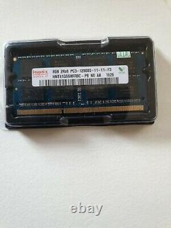Hynix 32GB (4x8GB) DDR3 1600mhz 2RX8 PC3-12800S 204pin SODIMM Laptop Memory RAM