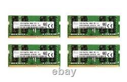 Hynix 4x 16GB 2666MHz DDR4 32GB RAM SODIMM PC4-21300 Mac Mini iMac Memory MwSt
