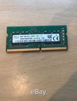 Includes VAT 8GB PC4-2400T DDR4 2400MHz Laptop SODIMM RAM Upgrade Memory