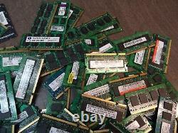 Job Lot 123x LAPTOP Memory RAM 256MB 512MB 1GB 2GB DDR2 DDR 2 Card Stick