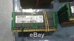 Job Lot Of 110 X Mixed 2gb Laptop Memory (ram) 110 Sticks 2gb Ram Ddr2 6400s