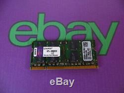 Kingston 2GB PC2-6400 800 DDR2 Sodimm Laptop RAM Memory 1 x 2048MB Single Stick