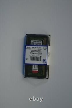 Kingston 32 GB DDR4 Laptop Ram Memory PC4-23400 SO-DIMM 2933 MHz KCP429SD8/32