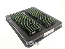 Kingston 4GB KTH-X3B/4G PC3-10600 DDR3 SODIMM Laptop Memory RAM Lot Of 50
