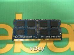 Kingston 4GB PC3 10600 1333 DDR3 Sodimm Laptop RAM Memory 1x 4096MB Single Stick