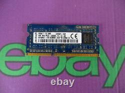 Kingston 4GB PC3L 12800 1600 DDR3 Sodimm Laptop RAM Memory 1 x 4096MB