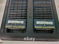 LOT OF 50 X HYNIX 8GB DDR3 Laptop Ram Memory 2Rx8 PC3L-12800S #T10
