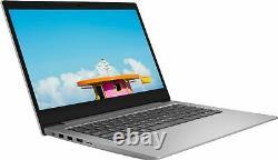 Lenovo IdeaPad 1 14 Laptop AMD A6-Series 4GB RAM Memory 64GB eMMC Platinum Gray