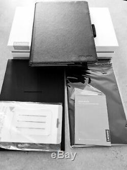 Lenovo Yoga Book. Excellent condition. Gunmetal Grey. 64GB memory, 4GB RAM
