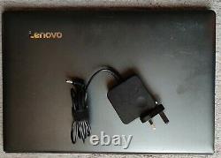 Lenovo ideapad 510-15ISK 15.6 laptop, lntel Core i3, 4GB RAM, 100GB memory