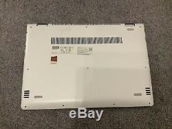 Lenovo yoga 510 14ISK 8gb Ram 128gb Memory White Convertible Laptop Core I5