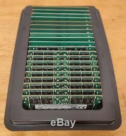 Lot of 20 (160GB) 8GB PC4-19200 DDR4 2133P Laptop RAM Micron Hynix Memory