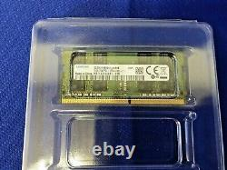 Lot of 36 LAPTOP Memory RAM Samsung Crucial + 16GB, 8GB DDR4 PC4 Tested/Working