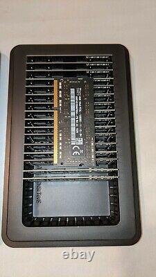 Lot of 37 WORKING SK Hynix 4GB DDR3 12800S PC3L Laptop Memory RAM