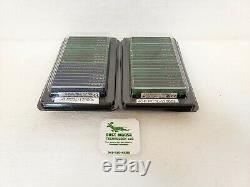 Lot of 40 Mixed Brand 4GB PC3L-12800S Mixed Laptop RAM Memory