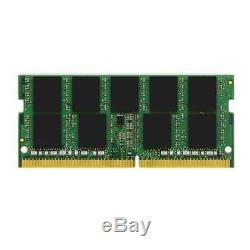 Lot of 5 New Kingston Laptop Memory Module RAM 16GB DDR4 2400MHz KCP424SD8/16