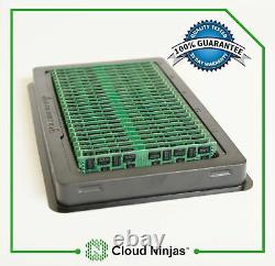 Lot of 50 2GB PC3-10600S DDR3 1333 MHz SO-DIMM Laptop Memory RAM Upgrade Kit