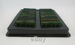 Lot of 50 4GB DDR3 Laptop Memory RAM SODIMM Mixed Speed/Manuf MOSTLY PAIRS