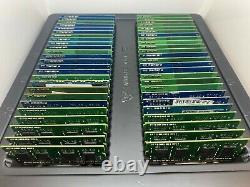 Lot of 50 4GB PC3L-12800S DDR3 1600 MHz SO-DIMM Laptop Memory RAM Upgrade Kit