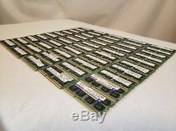 Lot of 50 8GB DDR3 Low Voltage 1600MHz PC3L-12800S Laptop SODIMM Memory RAM