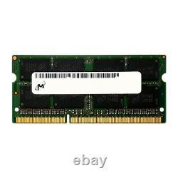 MICRON MT16KTF2G64HZ-1G6 16GB 2Rx8 PC3L-12800 1600MHz 1.35V LV LAPTOP MEMORY RAM