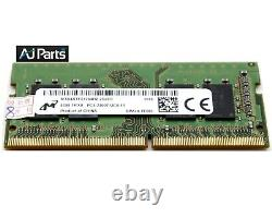 Micron 4gb 1rx16 Pc4-2400t Ddr4 Sodimm Ram Laptop Memory Mta4atf51264hz-2g3b1