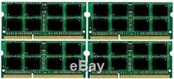NEW 64GB (4x16GB) Memory PC3L-12800 SODIMM For Laptop DDR3L-1600 RAM