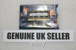 NEW Samsung DDR3 4GB 2Rx8 1600MHz PC3-12800S-11-11-F3 Laptop RAM Memory Module