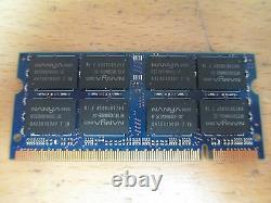 Nanya 2GB PC2-5300 DDR2 555 SODIMM Laptop RAM Memory 1 x 2048MB Stick
