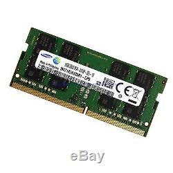 Neu Samsung 32GB 2x16GB DDR4 PC4-2133P 2133 DDR4-17000 SO-DIMM Laptop Memory RAM