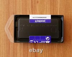New 32GB Kingston PC4-2666v Laptop Memory DDR4 RAM 260-pin SODIMM 2666MHz 21300