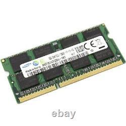 New 8GB SAMSUNG DDR3 PC3L-12800S M471B1G73DB0-YK0 SODIMM Laptop Memory RAM