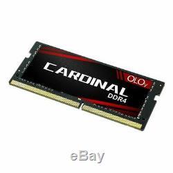 OLOy Memory DDR4 RAM 32GB 1x32GB 2666 MHz CL19 1.2V 260-Pin Laptop Gaming SOD