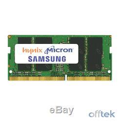 RAM Memory Dell XPS 15 (9550) 4GB, 8GB, 16GB Laptop Memory OFFTEK