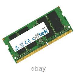 RAM Memory HP-Compaq Omen 17-cb0003na 32GB DDR4-21300 (PC4-2666) Laptop Memory