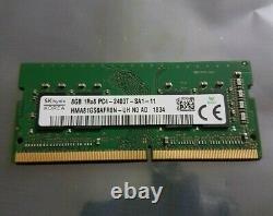 SK Hynix 8GB 1X8GB HMA81GS6AFR8N-UH DDR4 1Rx8 PC4-2400T SODIM Laptop Memory Ram