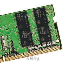 Samsung 16GB 32GB RAM DDR4 PC4-2666V 2666Mhz PC4-21300 260p SODIMM Laptop Memory