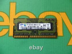 Samsung 2GB PC3 10600 1333 DDR3 Sodimm Laptop RAM Memory 1x 2048MB Single Stick