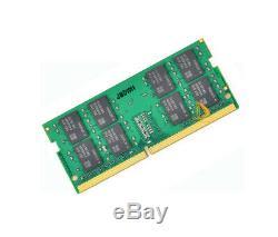 Samsung 2x 16GB 2RX8 DDR4 2133P PC4-17000 260PIN 1.2V Sodimm Laptop Memory RAM @