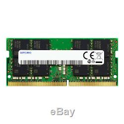 Samsung 32GB DDR4 2666 MHz PC4-21300 Laptop SODIMM M471A4G43MB1-CTD Memory RAM